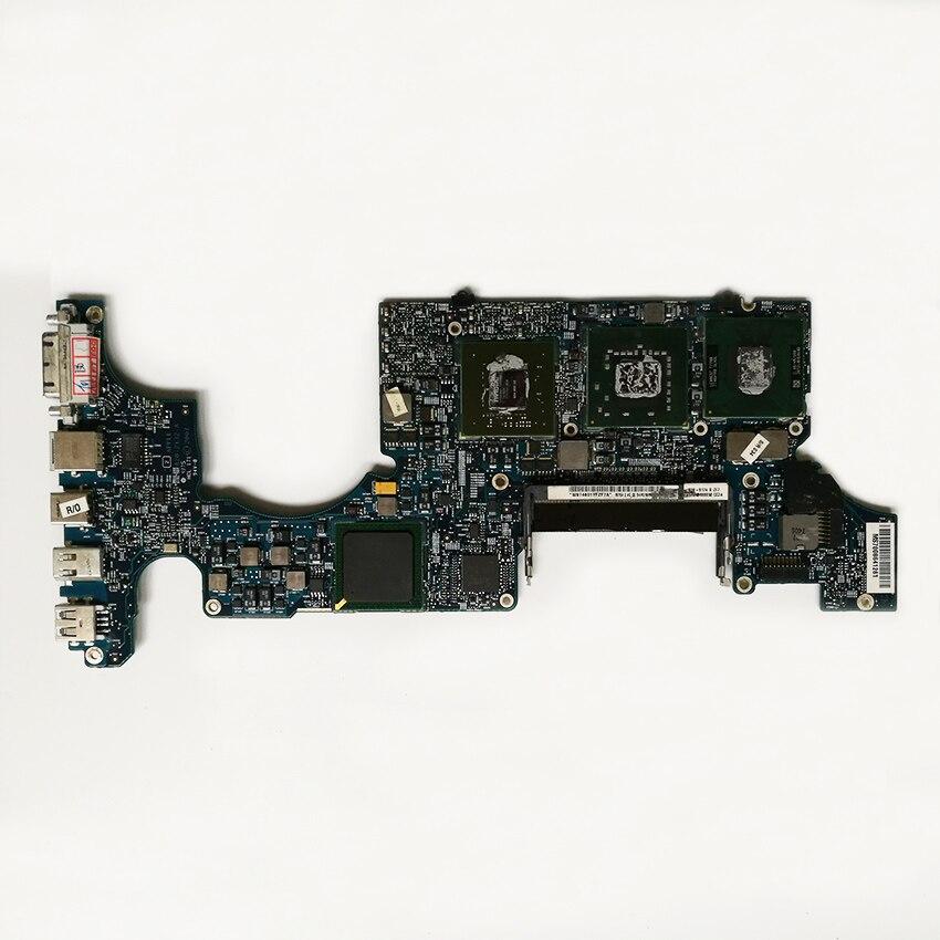 Per MacBook Pro 17 A1229 Scheda Madre Scheda Logica 820-2132-A 661-4958 2.4 GHz T7700 MA897LL/A 2007Per MacBook Pro 17 A1229 Scheda Madre Scheda Logica 820-2132-A 661-4958 2.4 GHz T7700 MA897LL/A 2007