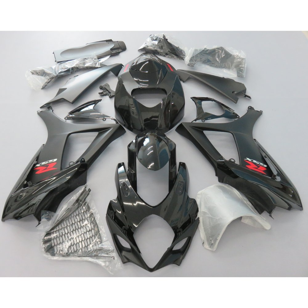 Motorcycle Injection Molding Fairing Kit For Suzuki GSXR 1000 GSXR1000 K7 2007 2008 GSX-R1000 07 08 Black Fairings Bodywork a290 8110 x715 16 17 fanuc f113 diamond wire guide d 0 205 255 305mm for dwc a b c ia ib ic awt wedm ls machine spare parts