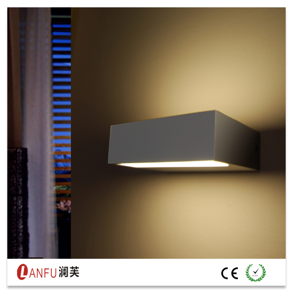 8W Indoor wall Light Fixture LED Wall Lamp 3 Years Warranty Wall ...