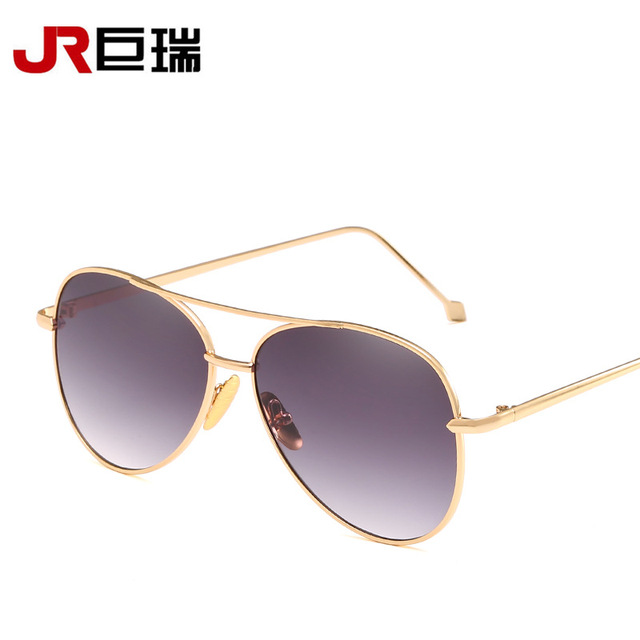 7c73c727a7 The new personality sunglasses metal general frog mirror sunglasses  wholesale sunglasses for men and women
