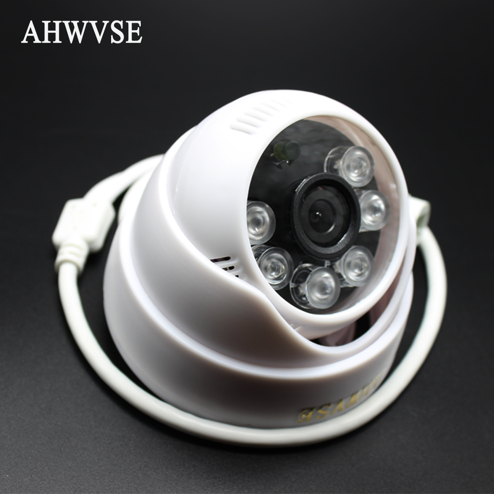 Image 5 - H.264 Full HD 1080P IP Camera 960P 720P 2Megapixel IR Night Vision Indoor Dome Security CCTV POE Camera Onvif XMEYE-in Surveillance Cameras from Security & Protection