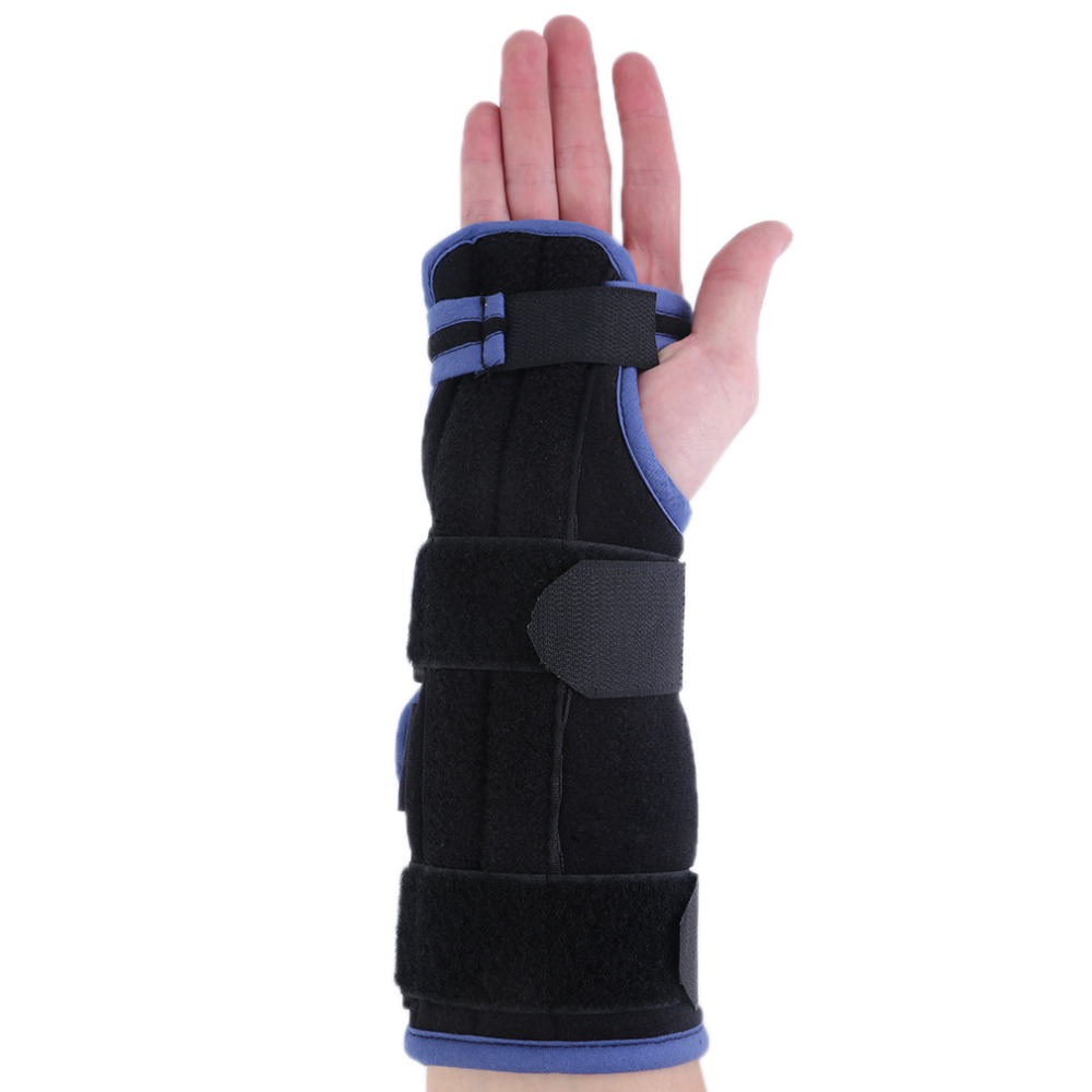 New Sport Injury Bandage Breathable Carpal Tunnel Wrist Support Brace Support Pads Sprain Forearm Splint Band Strap Protector