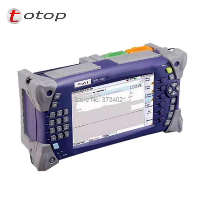 ORIGINAL JDSU MTS-4000 E4126LA SM OTDR 1310/1550nm, 35/33dB, JDSU T-BERD 4000 Fiber Optic OTDR