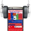 Оригинал ZTE AXON 7 A2017 Qualcomm Snapdragon 820 Кач Ядро 4 Г RAM 64 Г ROM 5.5 дюйма 2560*1440 20 М КАМЕРЫ Смартфон Android 6.0 БАТ