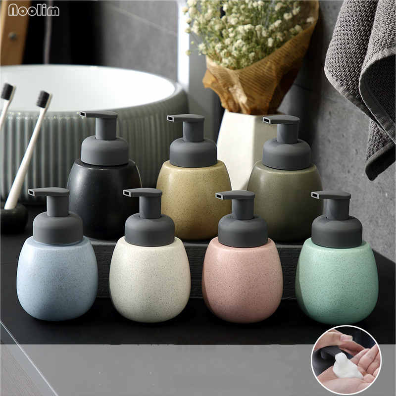 Cute Yellow Duck Ceramics Bathroom Accessories Soap