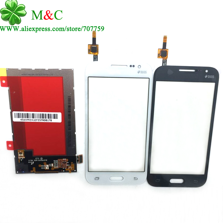 OEM G360 Touch LCD Panel For Samsung Galaxy Core Prime G3608 G360 LCD Display Touch Screen Digitizer Panel With Tracking