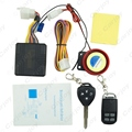 DC12V 100m Universal Motorcycle Alarm Scooter Alarm Sirens Anti-theft Device #CA2355