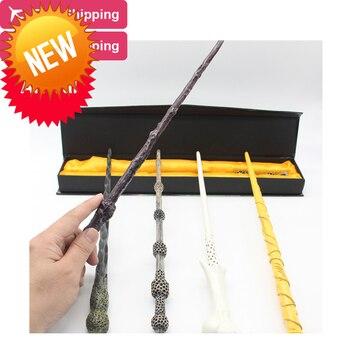 Новый высокое качество Severus Snape волшебная палочка с подарочной коробкой косплей игра реквизит коллекция Гарри Поттера игрушка палочка