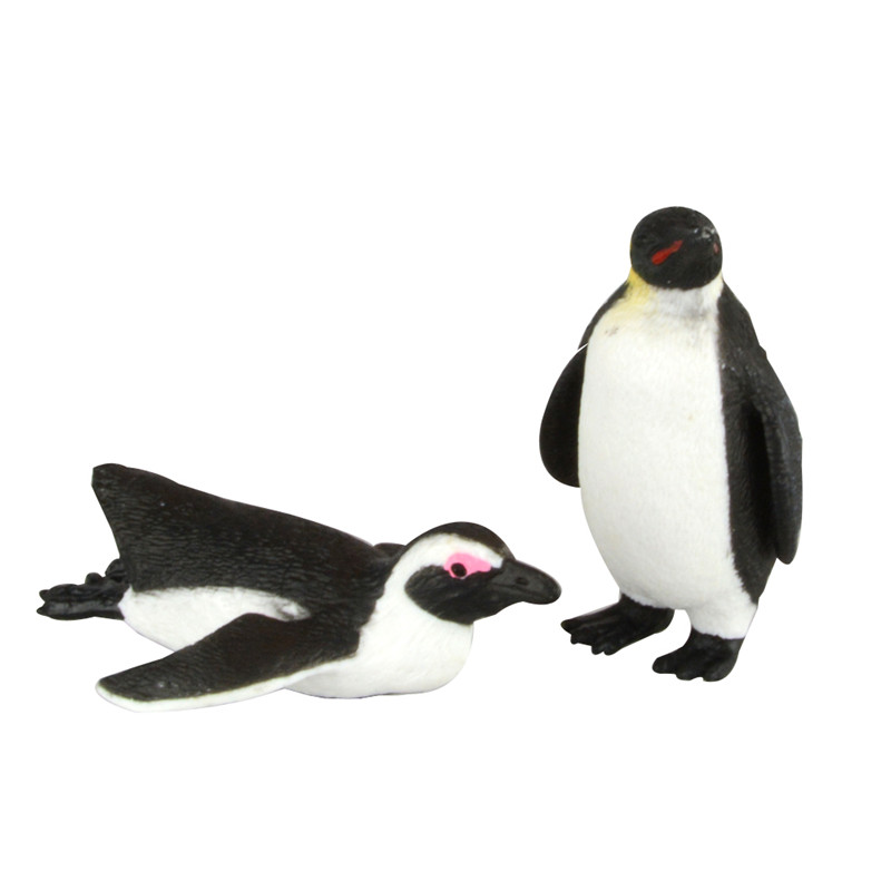 With Toys Penguin Tots : Starz animals world peruvian humboldt penguin static model