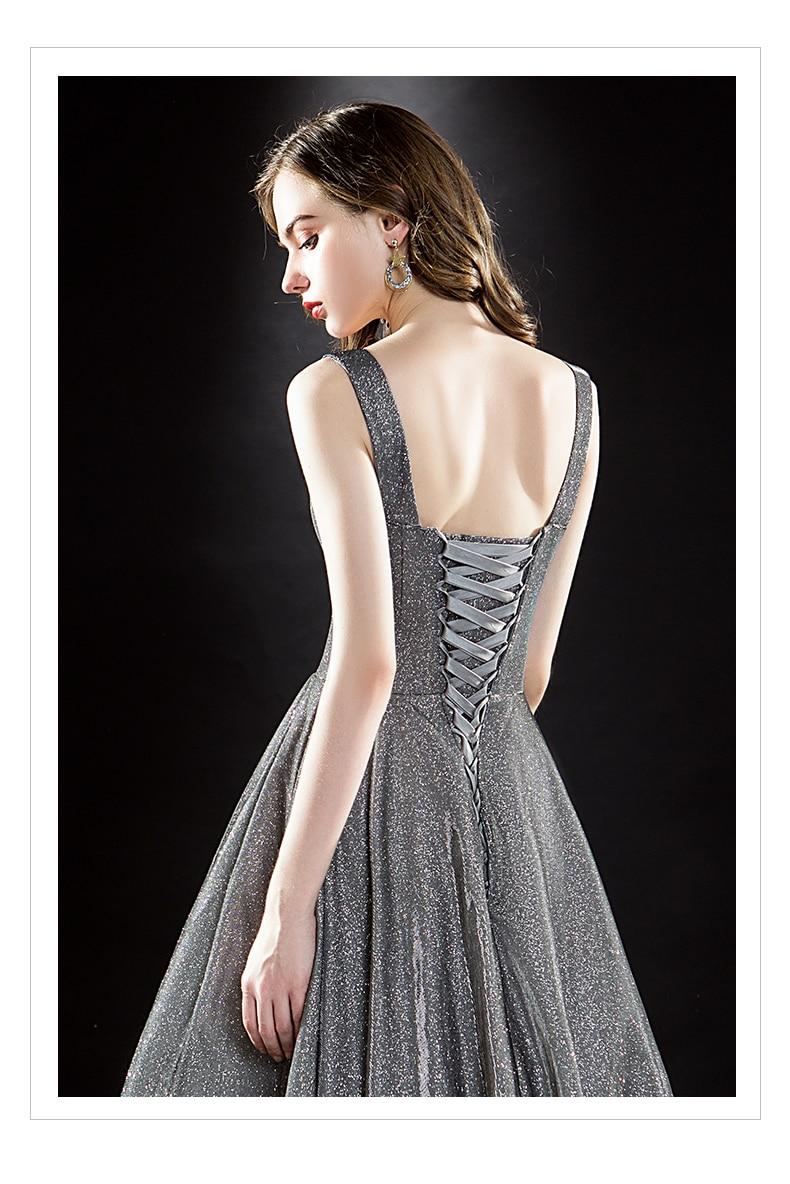 Новинка 2018 индивидуальное вечернее платье suosikki Сексуальное