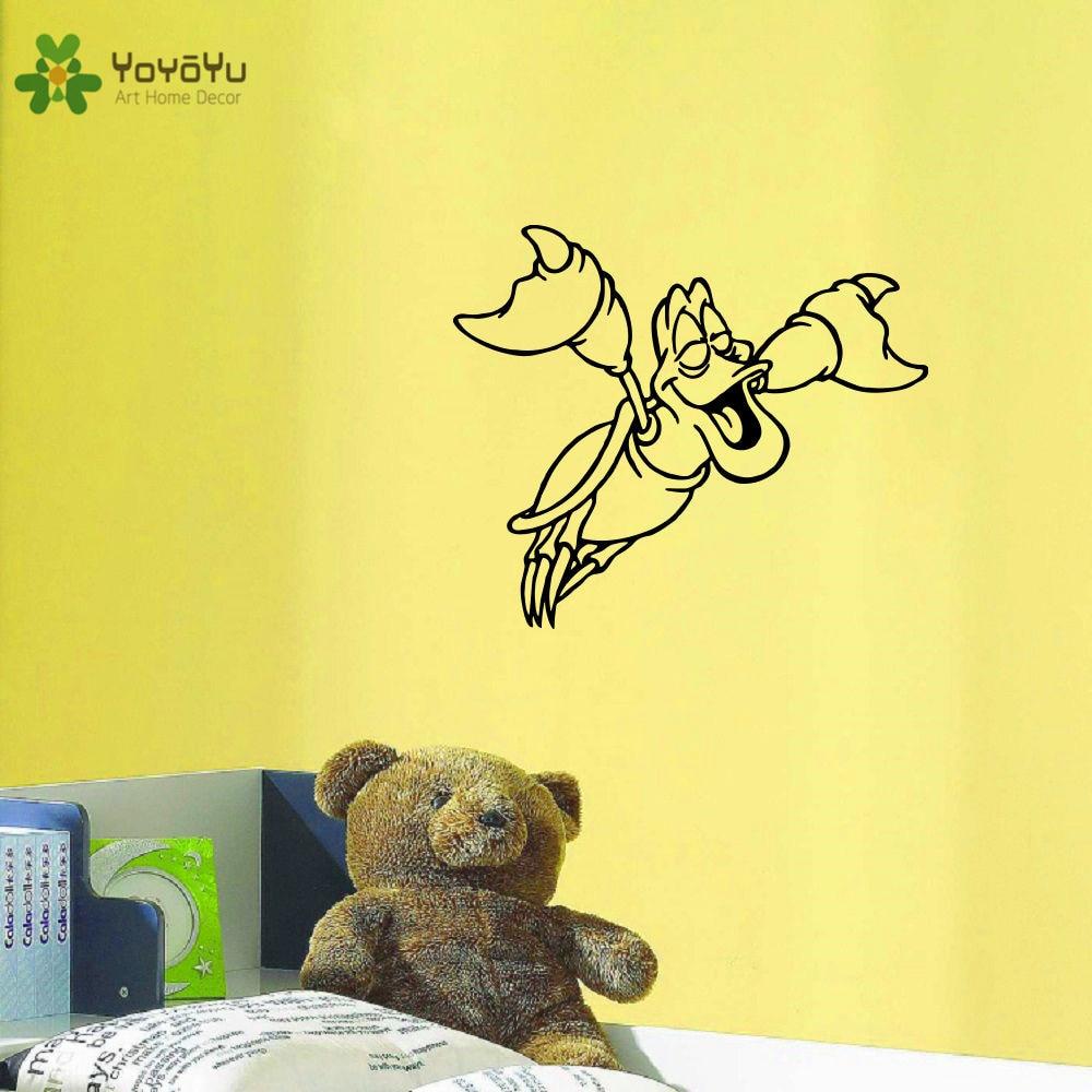 YOYOYU Wall Decal Vinyl Art Home Decor Sticker Cartoon The Little ...