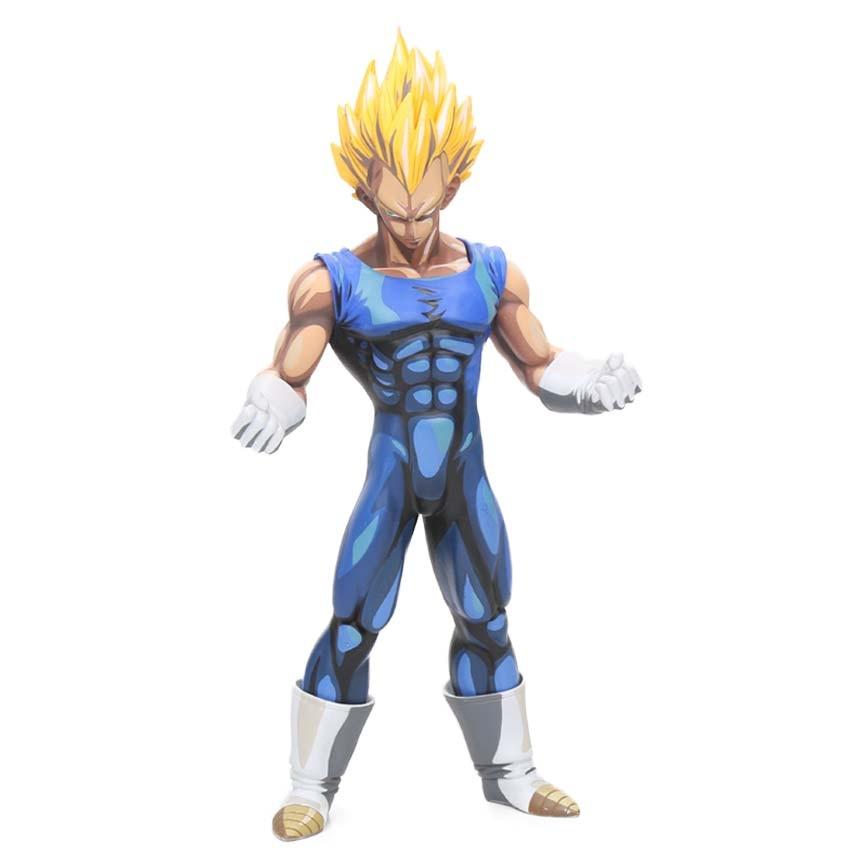 Manga Dragon Ball Z Vegeta Goku Gohan Broly Trunks Action Figures 34cm 28