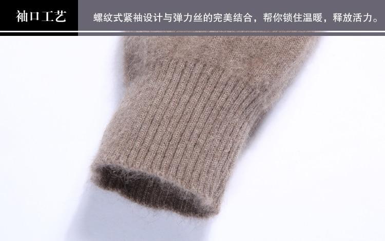 2019 jesen zima duge džemper haljina žene vune džemper pulover - Ženska odjeća - Foto 4