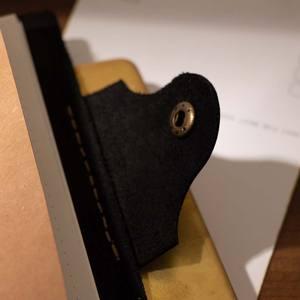 Image 3 - Пустые Дневники, дневники, дневники, рабочая книга A6, чехол из натуральной кожи, личный планировщик, блокнот, серый, черный, коричневый, блокнот для путешествий