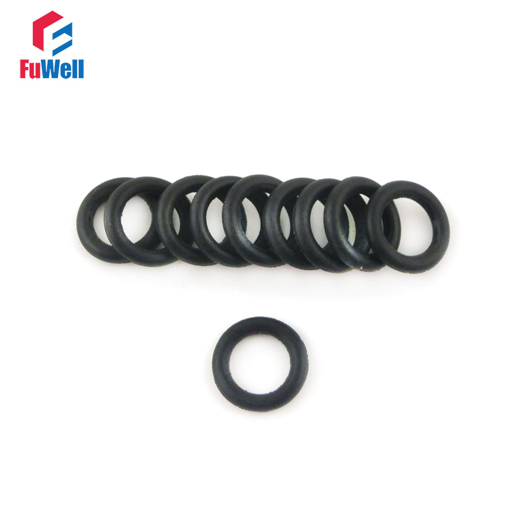 1.5mm Section 49mm Bore VITON Rubber O-Rings