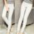 10 cores 2016 calças de couro Fino feminino primavera e no verão fina calças lápis das mulheres elásticas PU calças compridas S M L XL