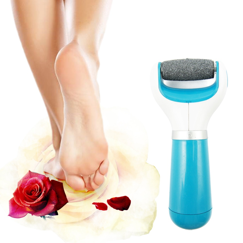 Foot Care Tool Skin Care Feet Dead Skin Removal Electric Foot Exfoliator Heel Cuticles Remover Feet Care Pedicure