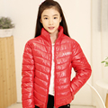 Winter Children Down Cotton-padded Jacket Female Offenders Winter Warm Clothes Female Fashion Coat New Year Gift V-0280