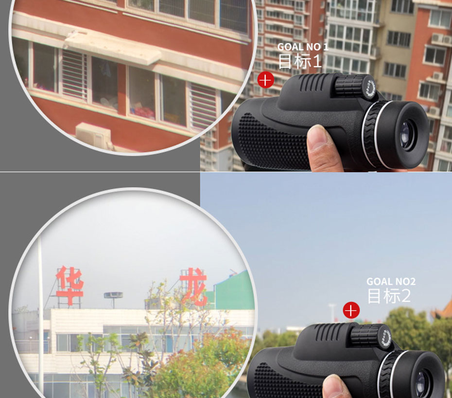 alta potência bak4 zoom qualidade portátil aves
