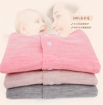 цена на 100% merino wool Baby Sweaters Long Sleeve Knitted Gardigan Clothes Kids Sweater Spring Clothes for Girls Boys