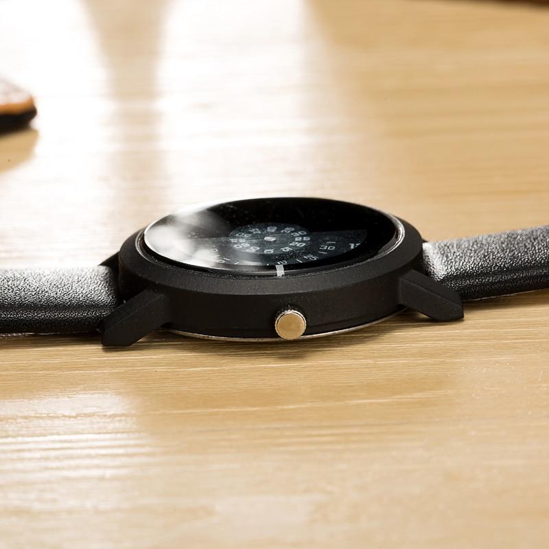 2017 BGG creatief ontwerp horloge camera concept korte eenvoudige - Dameshorloges - Foto 5