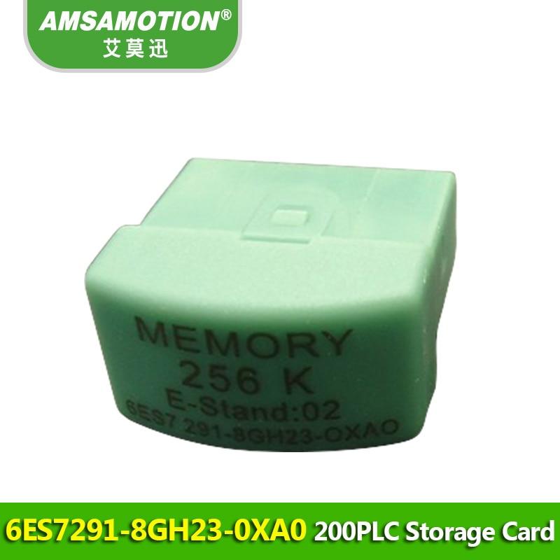 Suitable Siemens S7-200 PLC 256K Memory FOR S7-22X CPU Storage Card 6ES7291-8GH23-0XA0 64K Memory For 6ES7291-8GF23-0XA0 цена