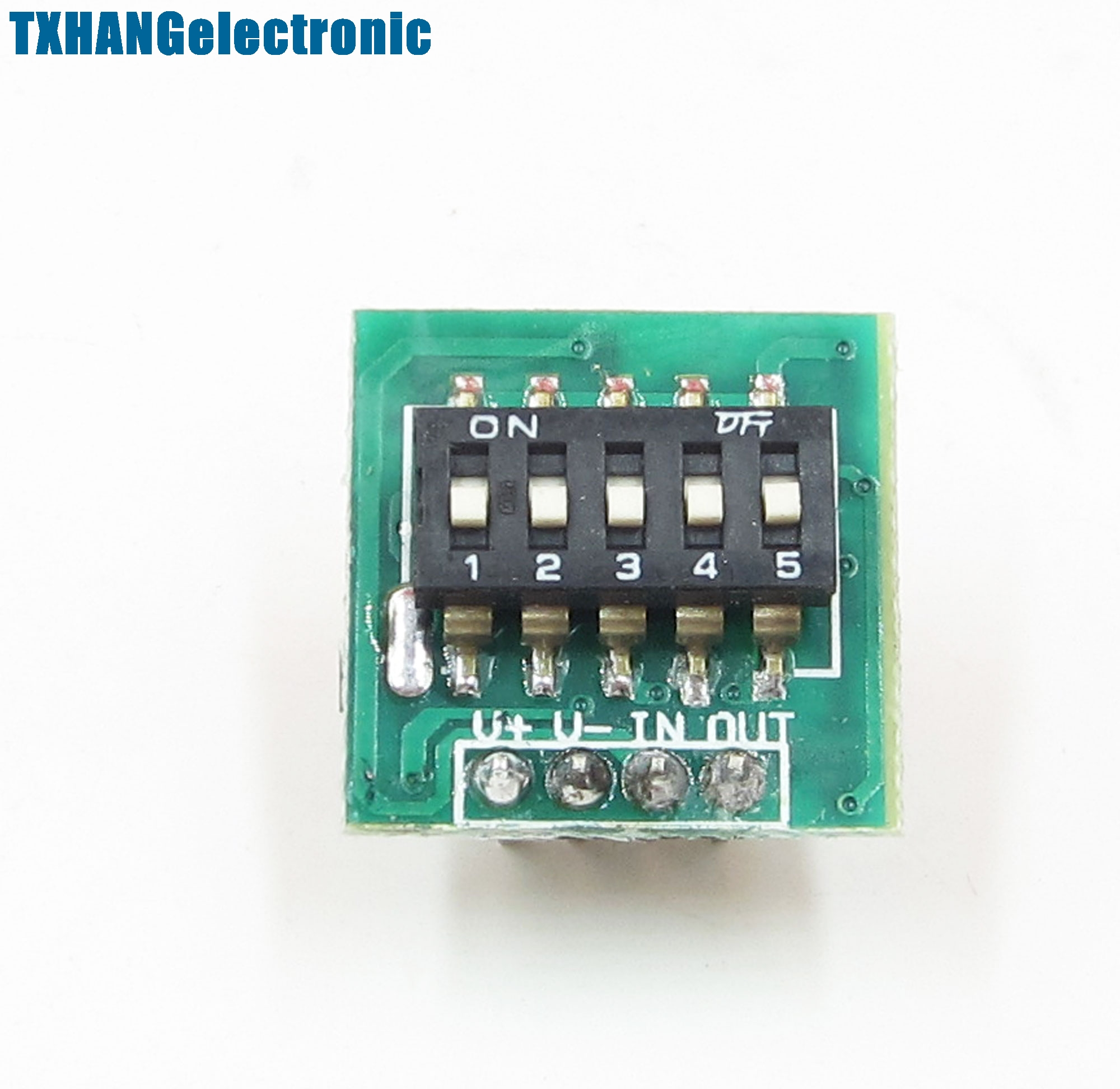 Timer Switch Controller Module 10S-24H Steady Adjustable Delay Module
