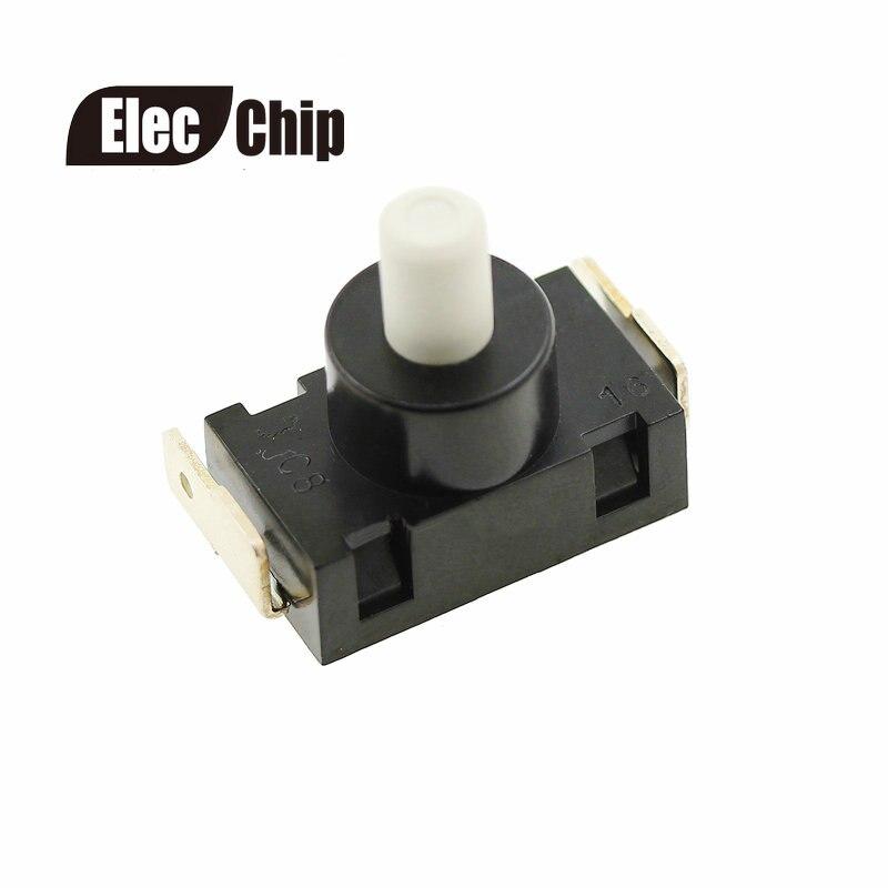 5pcs Original accessories vacuum cleaner switch KAN-J4 16A125V 8A250V 2 feet button