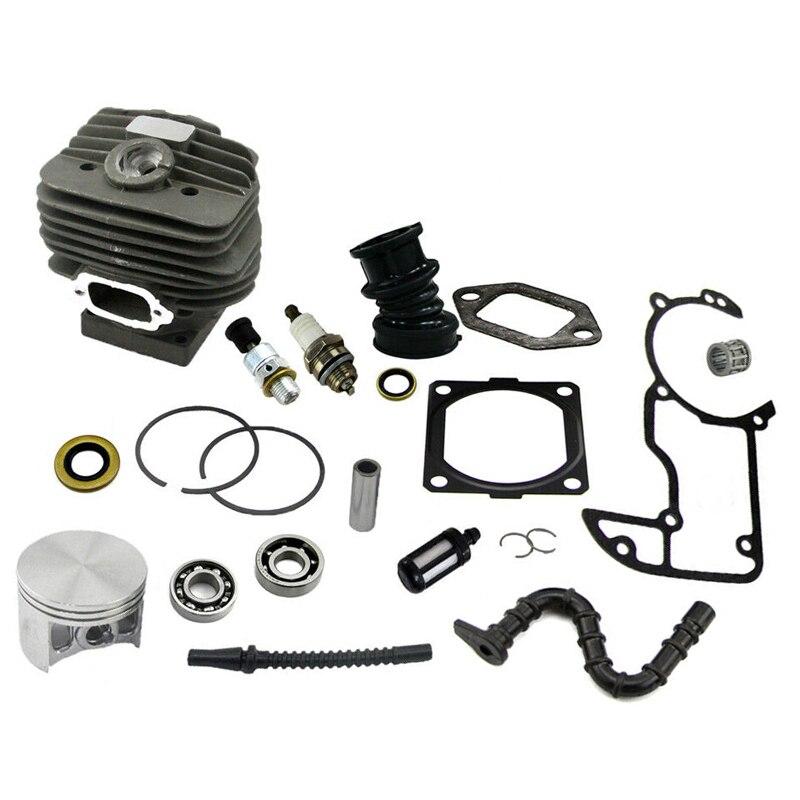 Kit de piston de cylindre d'anneau pour STIHL 066 MS660 accessoires de remplacement joint de roulement extérieur de tronçonneuse de haute qualité