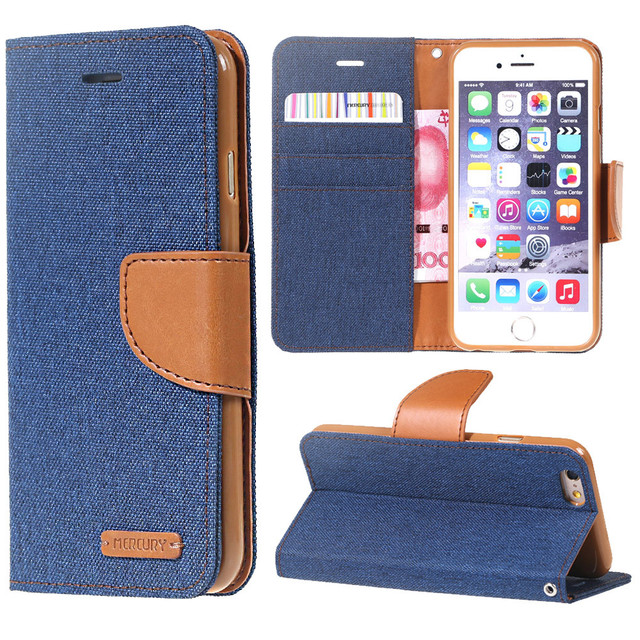 super popular 83231 64707 US $7.59 |For iPhone 8 Plus Fashion Canvas Fancy Diary Leather Wallet Flip  Stand Cover Case For iPhone 6 7 8 Plus Mobile Phone Cases Bags-in Wallet ...