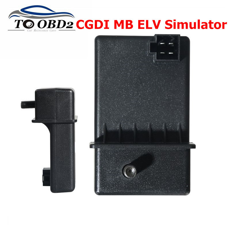Original CGDI ELV Simulator Renew ESL for Benz 204 207 212 workds with CGDI MB Benz
