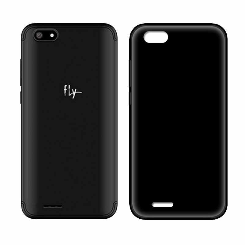 "Fly FS527 Nimbus 17 fall abdeckung 5,0 ""Thin transparent weiche silikon schutzhülle für fly nimbus 17 FS527 abdeckung telefon fällen"