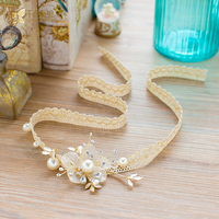 Fashion Pearl Necklace Clear Stone Chain Women Prom Crystal Evening Jewelry Pendant Necklace Wedding Accessories Gifts