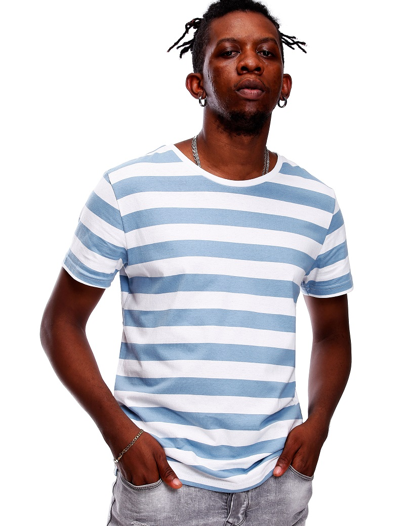 Striped   Shirt   for Men Stripe   T     Shirt   Male Top Tees Navy Russian   Shirt   Even Basic Wide Stripped Cosplay Red White Black Blue Boy