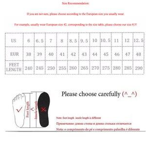 Image 5 - YIGER جديد الرجال الثلوج أحذية الشتاء رجل أحذية قطنية سستة كبيرة الحجم 38 46 الرجال الترفيه حذاء للسير مسافات طويلة مقاوم للماء عدم الانزلاق عادية 223