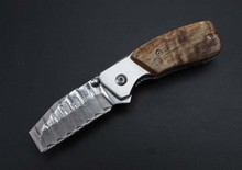 CR 4020 Tactical Folding Knife 440c / Damascus Steel Survival knives hunting camping Knife Outdoor Tool EDC Tools Dropshipping