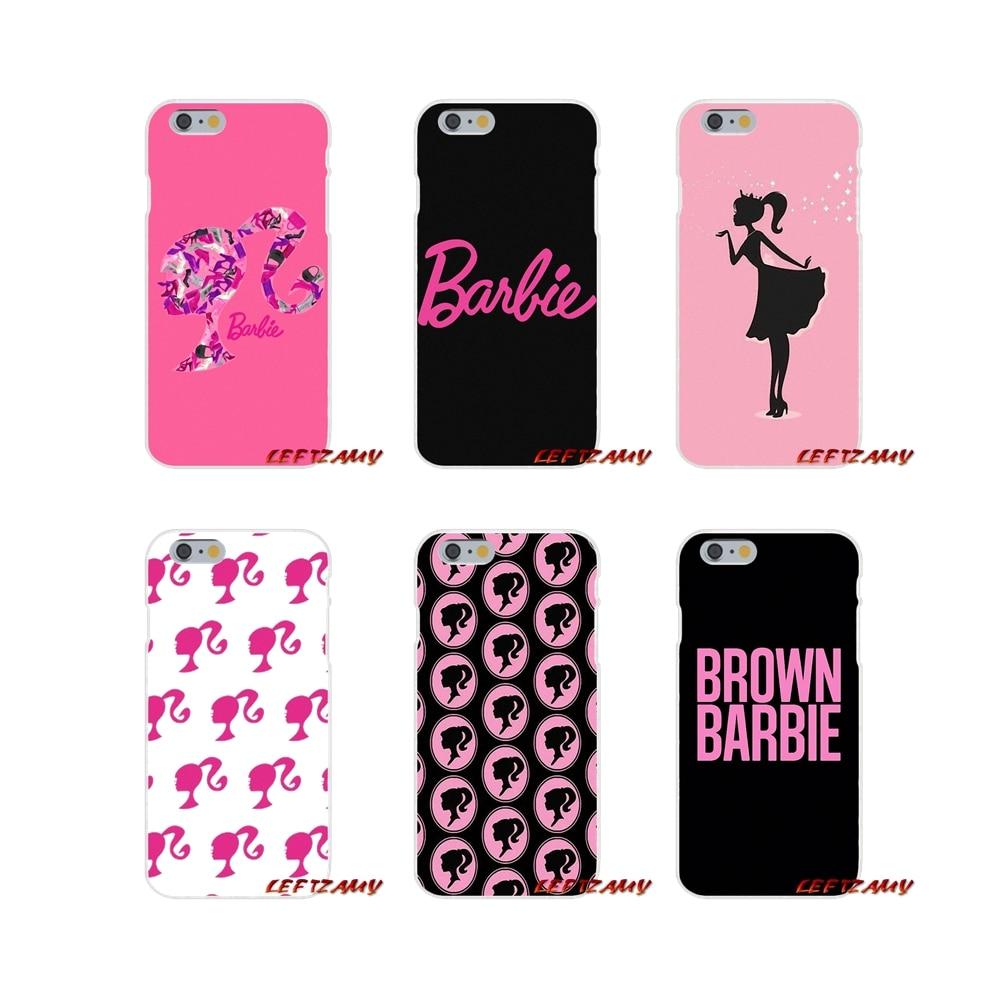 for Barbie pink girl Slim Silicone <font><b>phone</b></font> <font><b>Case</b></font> For Sony <font><b>Xperia</b></font> Z Z1 Z2 Z3 Z4 Z5 <font><b>compact</b></font> M2 M4 M5 E3 T3 XA Aqua