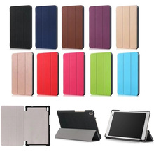 For Lenovo tablet 8.0 Smart PU Leather cover For 2017