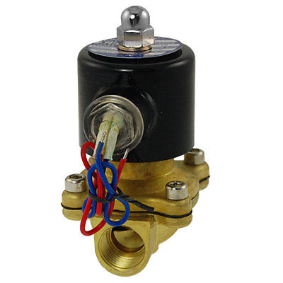 AC 110V 2 Position 2 Way 1 2 Direct Acting Solenoid Valve