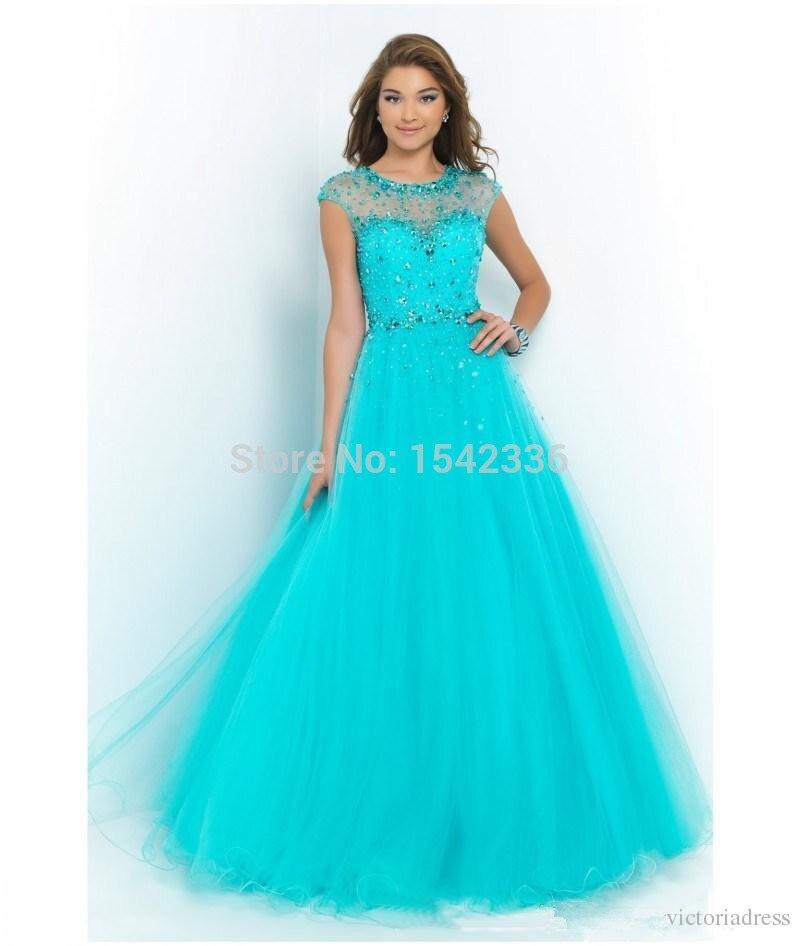Full Length Dresses for Prom