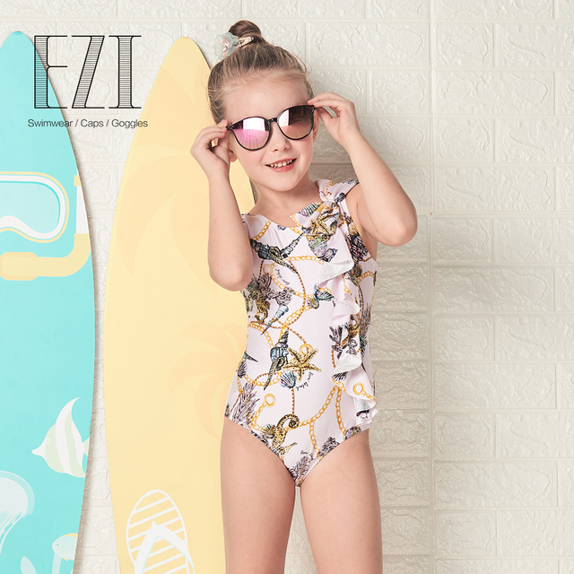 4408f460a4f58 Julysand Kids Baby Girls Toddler Ariel Swimsuit Swimwear Bathing Suit  Bikini Tankini Set 2018 NEW STYLE ezi18G060