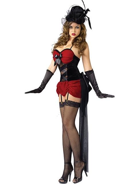 костюм проститутки хеллуин