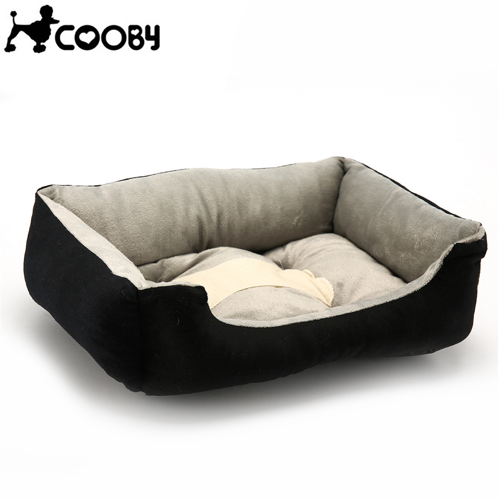 Pet Dog Beds Products Cat Sofas House For Dogs Mats Cats Basket Bone Pettern Bed