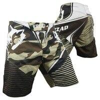 VSZAP MMA Boxing Motion Clothing Cotton Loose Size Training Kickboxing Shorts Muay Thai Shorts Cheap MMA Shorts Boxeo Mens Short