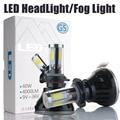 Glorious G5 80W 8000LM xenon white 6000K H8 H9 H11 Car LED Headlight car upgrade canbus LED Headlamp Light Bulbs Kit