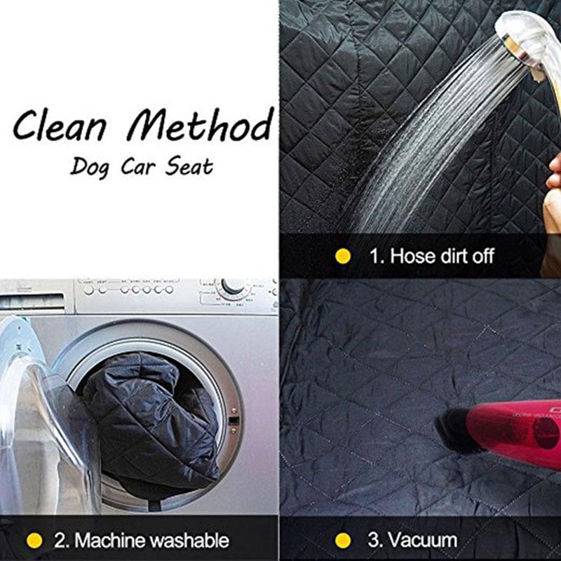 TAILUP Soft Car Car Seat Mbulon dyshemetë me jorgan të - Produkte për kafshet shtëpiake - Foto 6