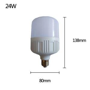 Image 5 - 10 ピース/ロット DC12V E27 Led ランプクール白ダウンライトホームグローブインテリア照明 3 ワット 5 ワット 7 ワット 9 ワット 12 ワット 15 ワット交換電球キャンプ