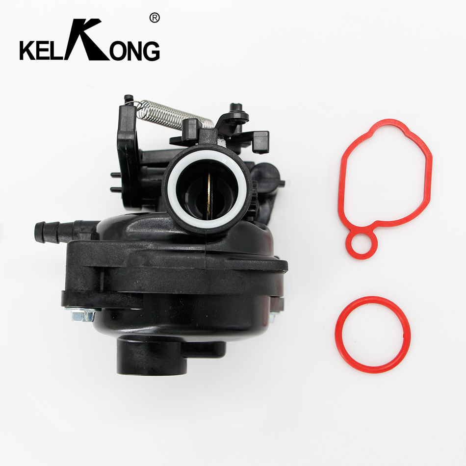 KELKONG Carburetor For Briggs & Stratton 799584 Carb Lawn Mower Replace 796584 For B&S Chainsaw Fuel Pump Automobiles ATV car styling fuel pump for mikuni 491922 691034 692313 808492 808656 briggs
