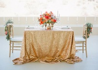 Wholesale 10pcs 72x72 Gold Sequin Tablecloth,Wedding Table Glitter Champagne/Silver Tablecloth Sparkly Wedding Table Decoration