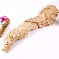 1KG Natural Lafite Grass Straw Rope Strings for Hats Flowers Wedding Party Favors Gifts Box Packing DIY Home Decorative Supplies